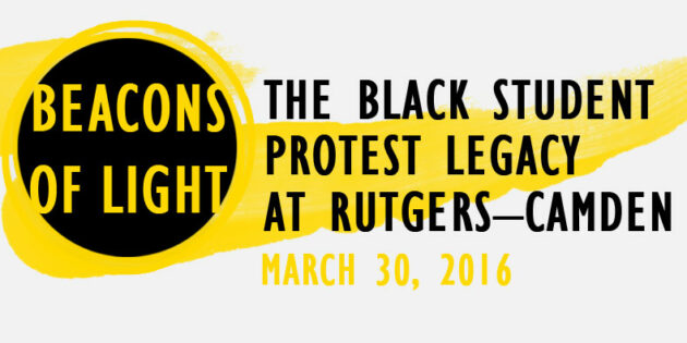 Beacons of Light: Symposium Commemorates Vital Turning Point in Campus History
