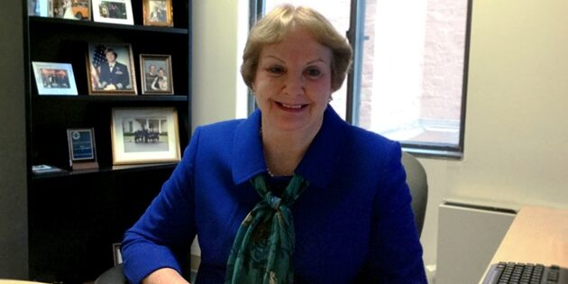 Up in the Air: Rutgers–Camden Nursing Professor Reflects on 25-year Career as a Nurse in the United States Air Force