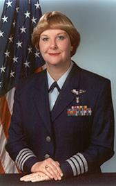 """Nursing — and nursing in the U.S. Air Force — was my calling."" --Elizabeth Scannell-Desch"