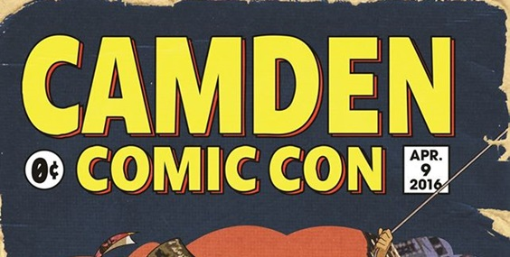 Camden Comic Con Returns! Third Annual Festival Promises Fun for All Ages