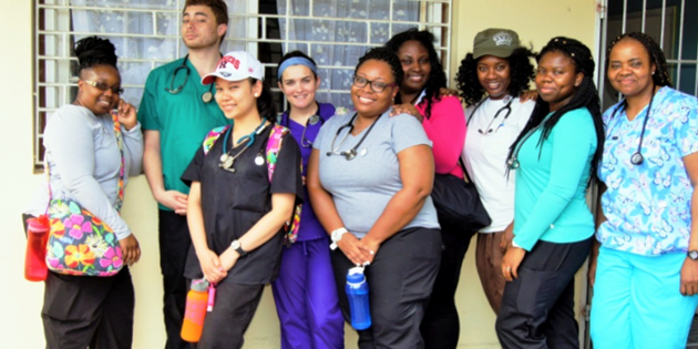 Nursing Students Gain Global Health Perspective During Learning Abroad Trips