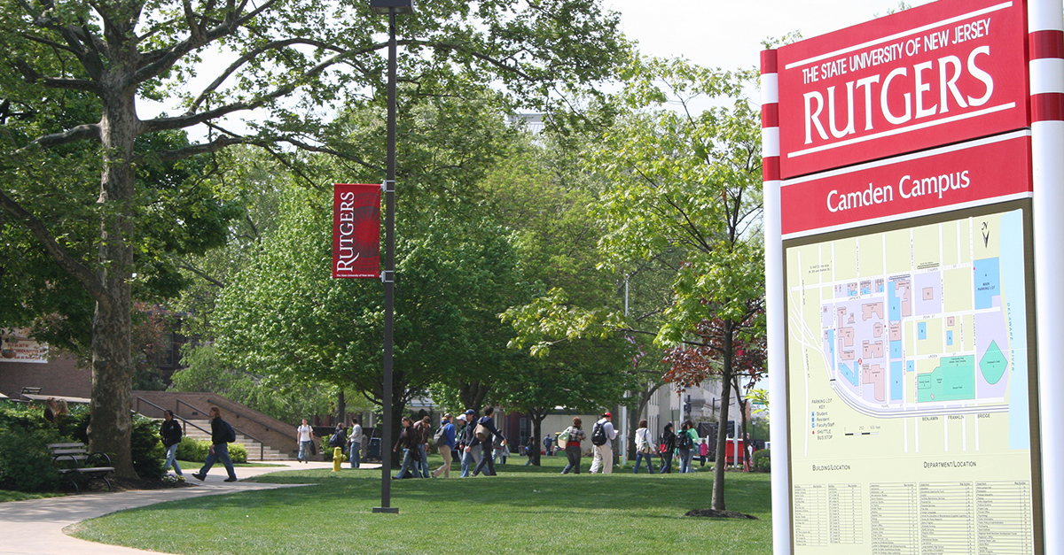 Rutgers University–Camden Campus Quad
