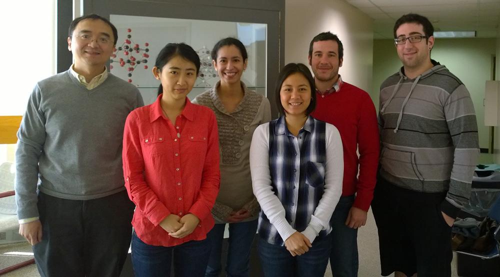 Hao Zhu lab, Rutgers University–Camden