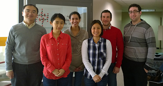 Student Research Creates Pathway to Success for Chemistry Graduates