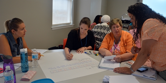 Mathematics Teaching Institute Augments Educators' Teaching Strategies In and Outside the Classroom