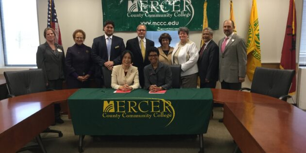 Rutgers–Camden and Mercer County Community College Team Up to Offer New Rutgers RN to BS Express Program