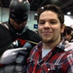 Masked Hero: Alumnus is Wizard Behind the Curtain for Camden Comic Con