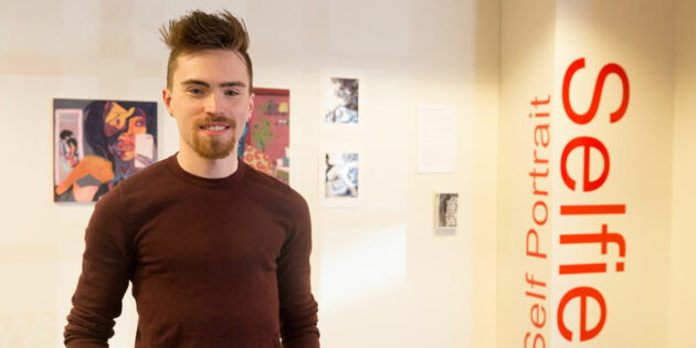 Award-winning Art Major Expanded Horizons with Business Administration and Museum Studies Minors