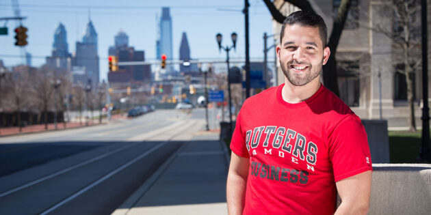 Rutgers–Camden Student Lands Full-Time Accounting Job Months before Commencement