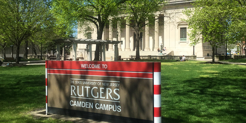 rutgers camden thesis Rutgers school of social work - camden information session april 18, 2018 rutgers school of social work - msw live (virtual information session) april 25, 2018.