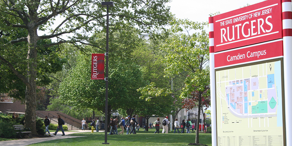 Rutgers University–Camden Quad