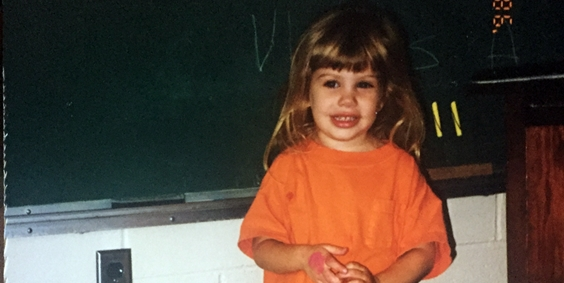 Childhood Studies Major Follows in Mom's Footsteps and Embarks on Career in Special Education