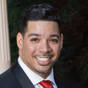 Jason Rivera, vice chancellor for student success at Rutgers University–Camden