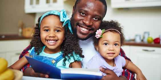Father's Employment Status and Extended Family Members Vital to Children's Language Growth, Says Rutgers–Camden Researcher