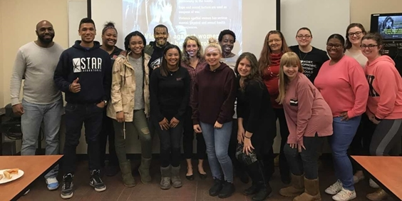 Professor and Her Students Pioneer Sexual Assault Prevention and Awareness Program on Campus