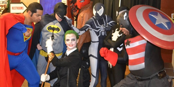 Rutgers–Camden to Host Fifth Annual Camden Comic Con