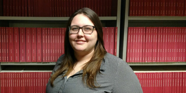 Meet an Outstanding Law School Graduate: Blair Gerold
