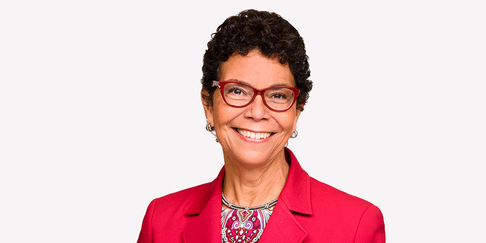 Phoebe A. Haddon, Rutgers University–Camden Chancellor