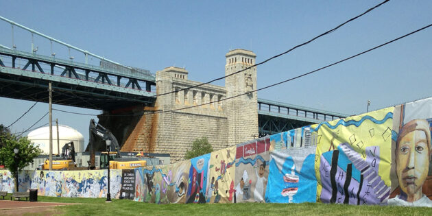Rutgers University–Camden Partners with City, Cooper's Ferry on $1 Million Bloomberg Philanthropies Grant to Transform Illegal Dumping Sites into Art Spaces for Camden Neighborhoods