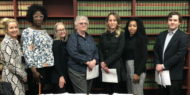 Rutgers Law School Students Assist Camden-Area Residents Seeking to Expunge Criminal Records