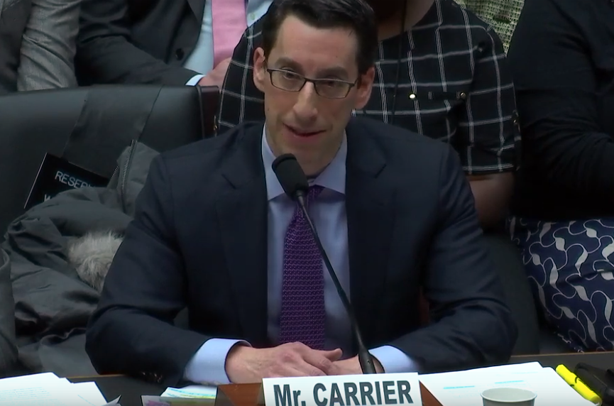 Law Professor Testifies Before Congress on Ways to Drive Down Prescription Drug Costs
