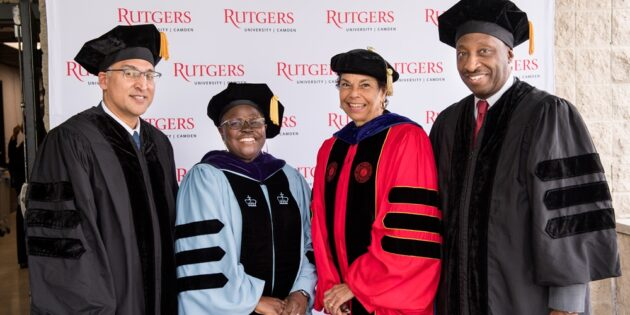 Rutgers–Camden Celebrates Class of 2019
