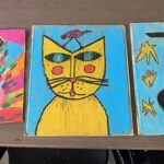 Repurpose: Rutgers–Camden Center for the Arts Project Shows Camden Youth How to Create Works of Art from Recycled Materials