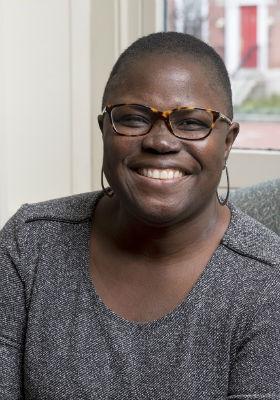 Rutgers Law co-dean Kimberly Mutcherson