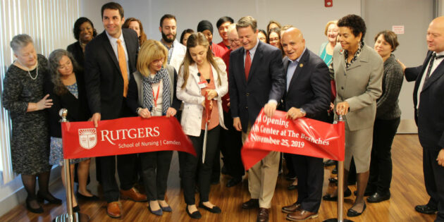 A New Rutgers University–Camden Center Provides Free Health Screenings for Camden Residents