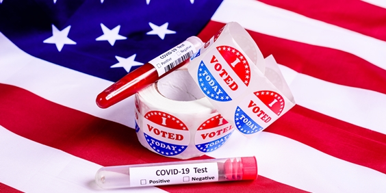 Researcher Explains Potential Impact of Coronavirus Pandemic on Upcoming Presidential Election