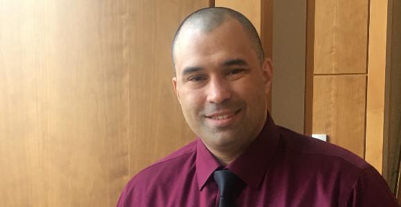 Law School student Ken Conkin