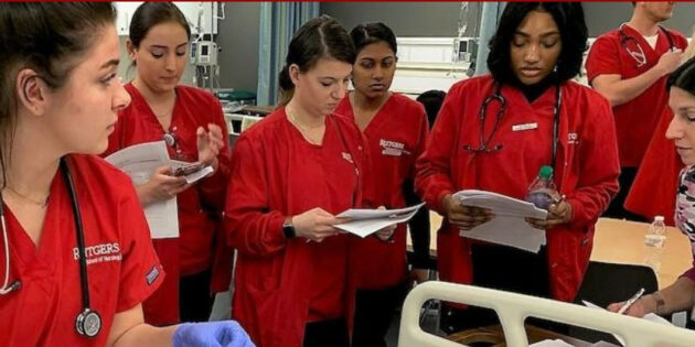 Rutgers–Camden nursing school joins the fight against COVID-19 in South Jersey