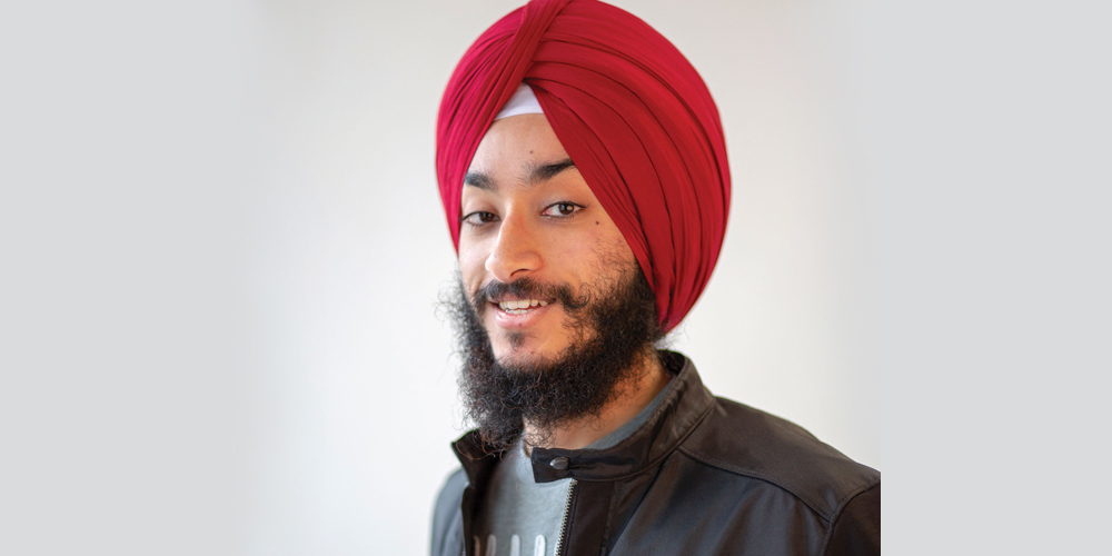 A champion of diversity and tolerance, Karanveer Pannu is graduating from Rutgers–Camden with a bachelor's degree in political science, a minor in psychology, and a certificate in national security.