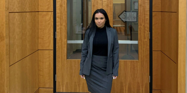 Rutgers‒Camden Law School 2020 Graduating Student Briana Ramos Overcomes Obstacles and Excels