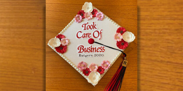 Virtual Ceremonies Honor Rutgers University–Camden Class of 2020