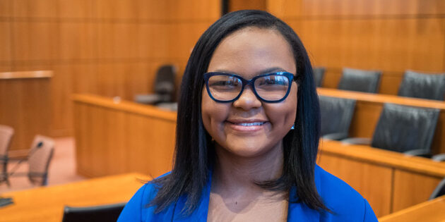 Rutgers–Camden Honors Student Awarded International Social Justice Fellowship