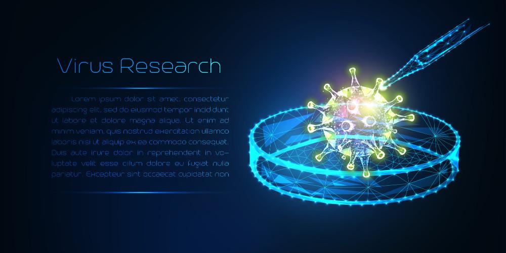 COVID-19 research image