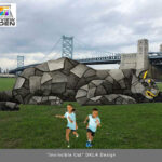 Rutgers–Camden Center for the Arts Earns NJCH Grant to Support Community Art Installation Project Addressing Illegal Dumping in Camden