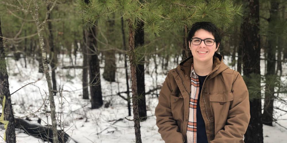 Julia DeFeo began conducting research at Rutgers‒Camden as a sophomore.
